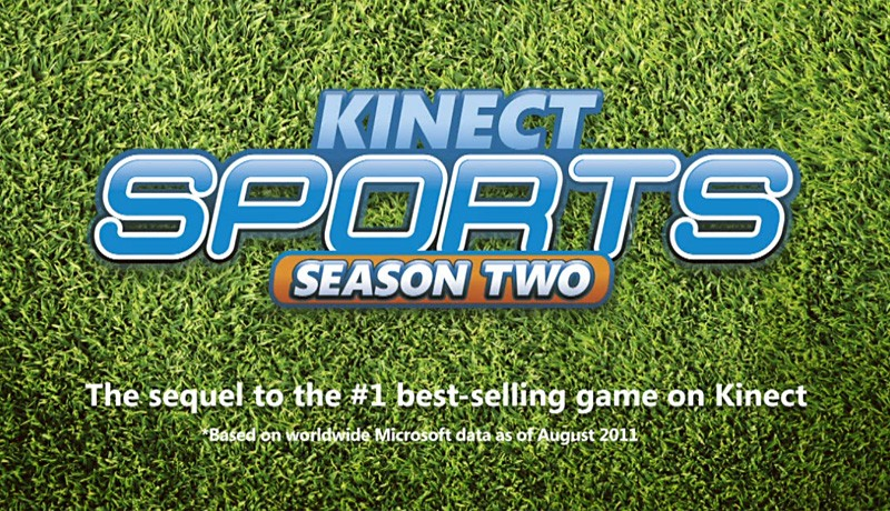Kinect Sports: Season Two Logo